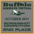 2nd Place - Screenshot Competition (October 2011)