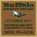 3rd Place - Screenshot Competition (October 2011)