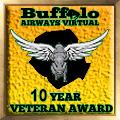 10 Year Veteran Award