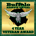 4 Year Veteran Award
