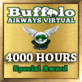 Given to pilots who have achieved the 4000 hours mark.