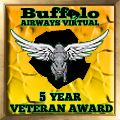 5 Year Veteran Award