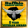 8 Year Veteran Award