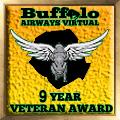 9 Year Veteran Award