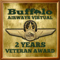 2 years veteran award