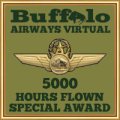 500 hours flown special award