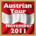 Austrian Tour November 2011