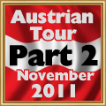 Austrian Tour November 2011 Part 2