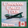 Awared upon completion of the Canadian Cargo Tour