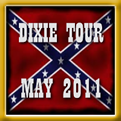 Given to members who completed the Dixie Tour - May 2011.