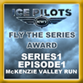Ice Pilots Fly The Series: McKenzie Valley Run