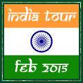 India Tour - February 2015