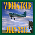 Awarded upon completion of the Viking Tour July 2015